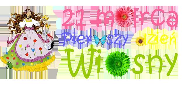 Pierwszy dzień wiosny w Przedszkolu Samorządowym w Krzeszowicach