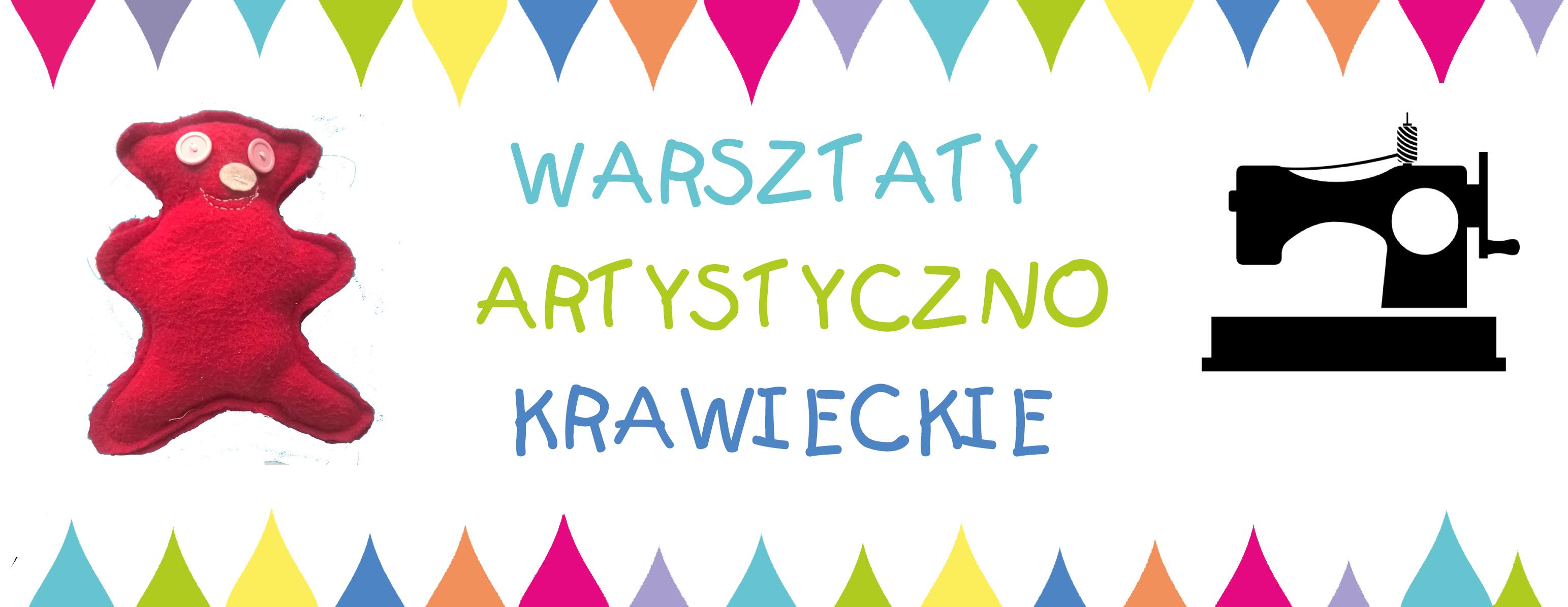 Warsztaty artystyczno-krawieckie w Przedszkolu Samorządowym w Krzeszowicach