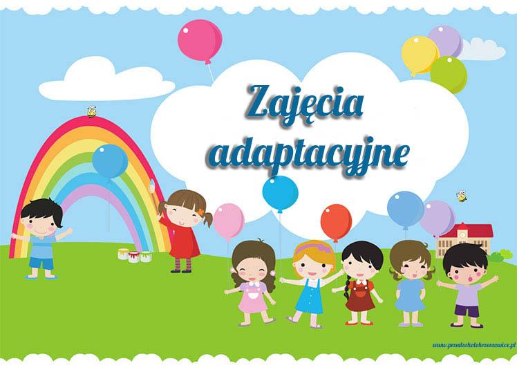 Xajęcia adaptacyjne Przedszkole Samorządowe w Krzeszowicach