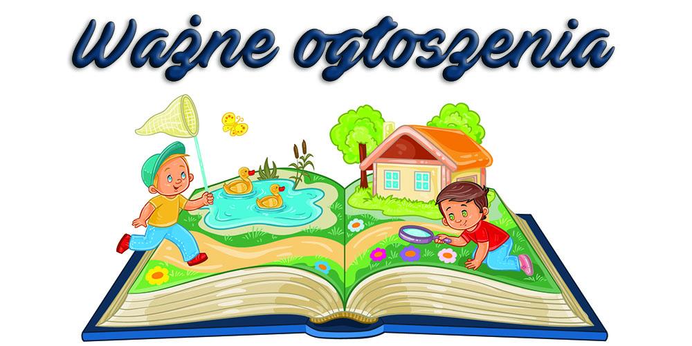 Ważne ogłoszenia przedszkole samorządowe w Krzeszowicach