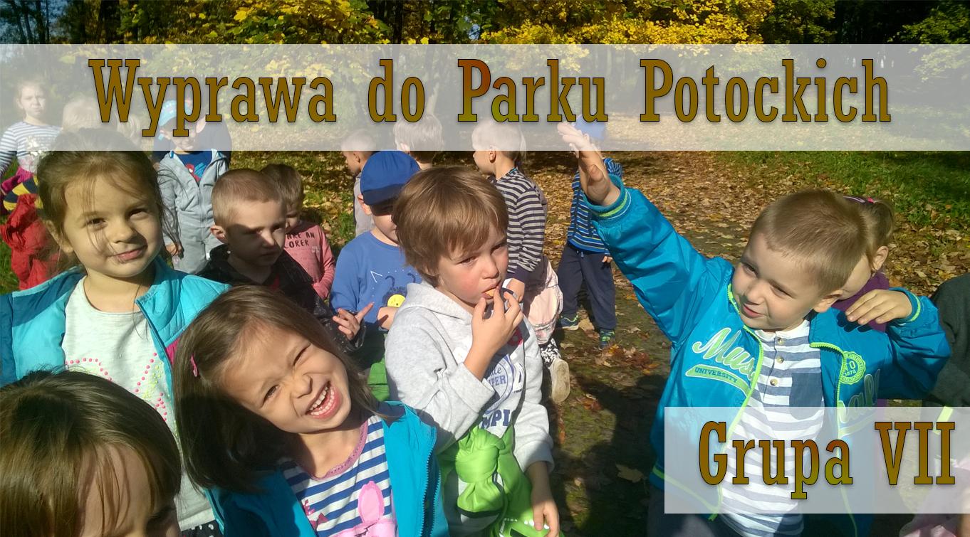 Wyprawa do Parku Potockich